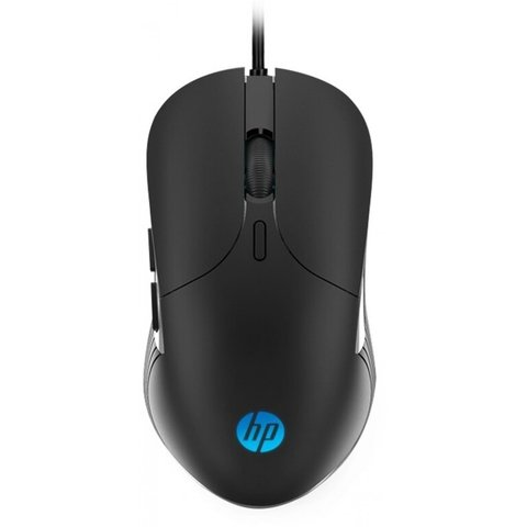 Mouse HP - USB M280 Gamer 2400 DPI Preto 7ZZ84AA  - Fatality