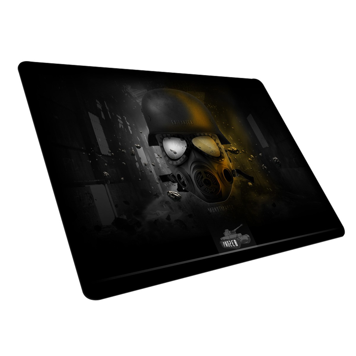 Mouse Pad Enipanzer Warpad88 Monstmasck - Grande - 40 x 45 x 0,3cm  - Fatality