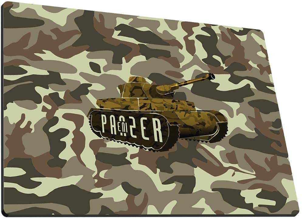 Mouse Pad Enipanzer Warpad-x Green  Grande - 40x45  - Fatality