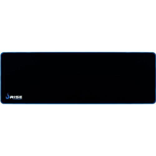 Mousepad Extra Grande com Bordas Costuradas Rise Mode Gaming Standard Azul 90x30cm RG-MP-06-SB  - Fatality