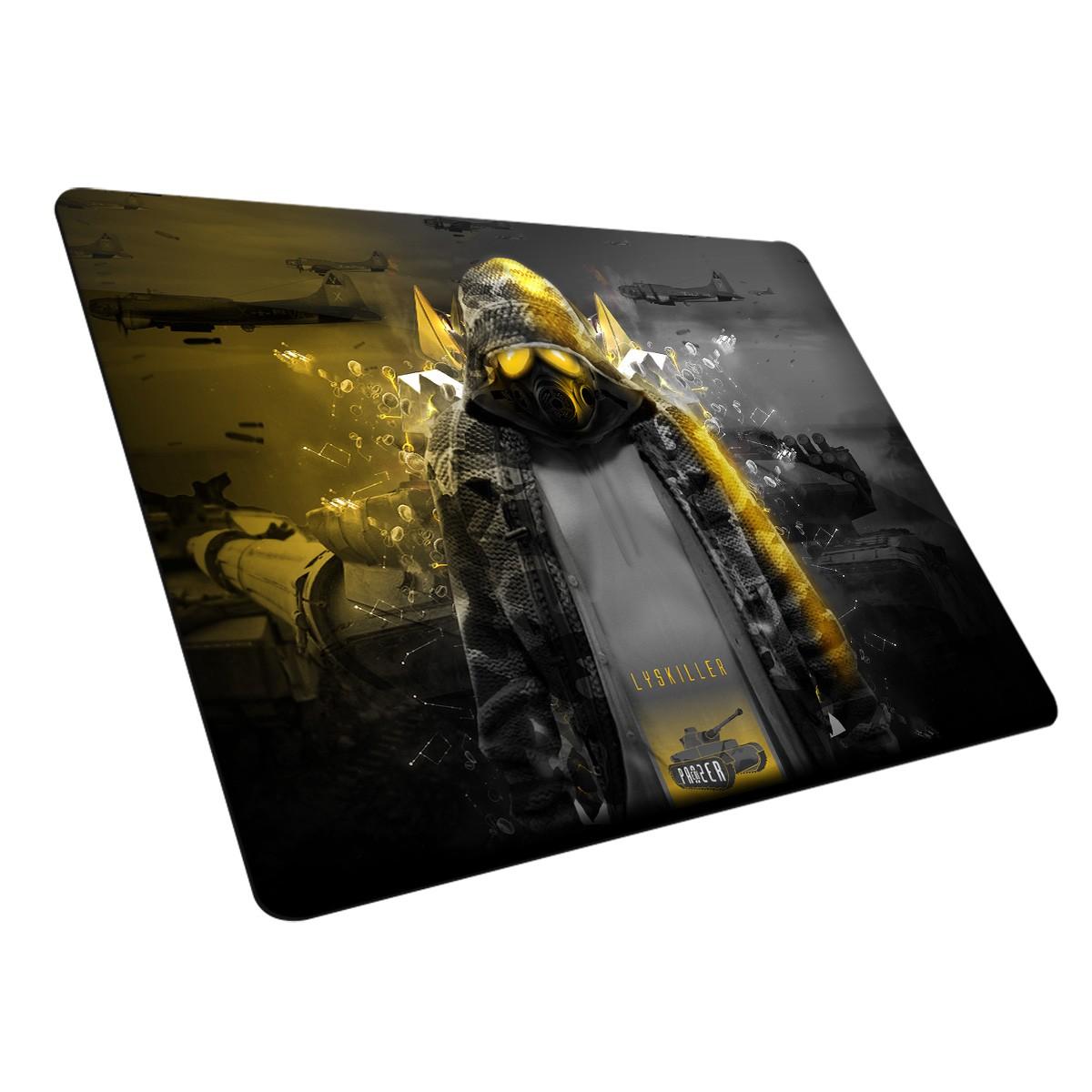 Mousepad Gamer Enipanzer Warpad88 Lyskiller Grande 45x40  - Fatality