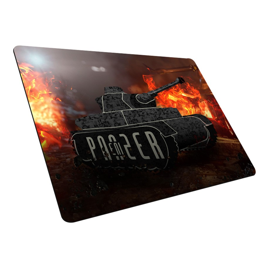 Mousepad Gamer Enipanzer 29x21cm  - Fatality