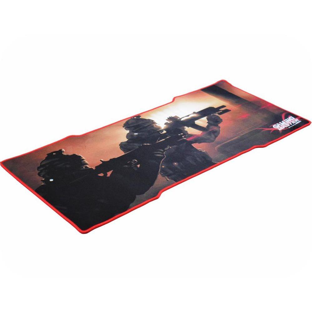 Mousepad Gamer K-Mex Gaming Master FX-X8035 Swat  - Fatality