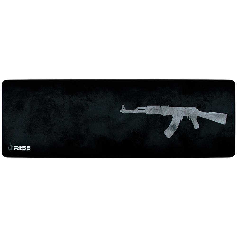 Mousepad Gamer Rise Mode AK47 90x30cm Extra Grande - RG-MP-06-AK  - Fatality