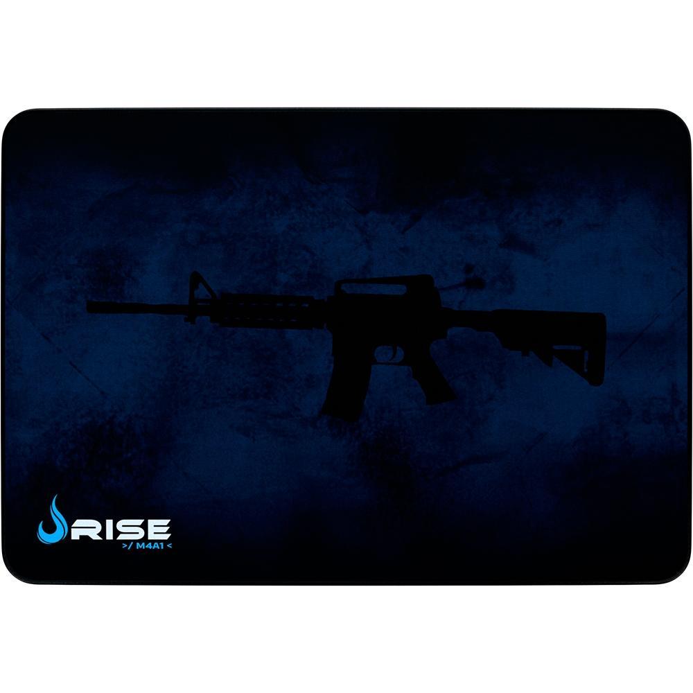 Mouse pad Gamer Rise Mode M4A1 42x29cm Borda Costurada  - Fatality