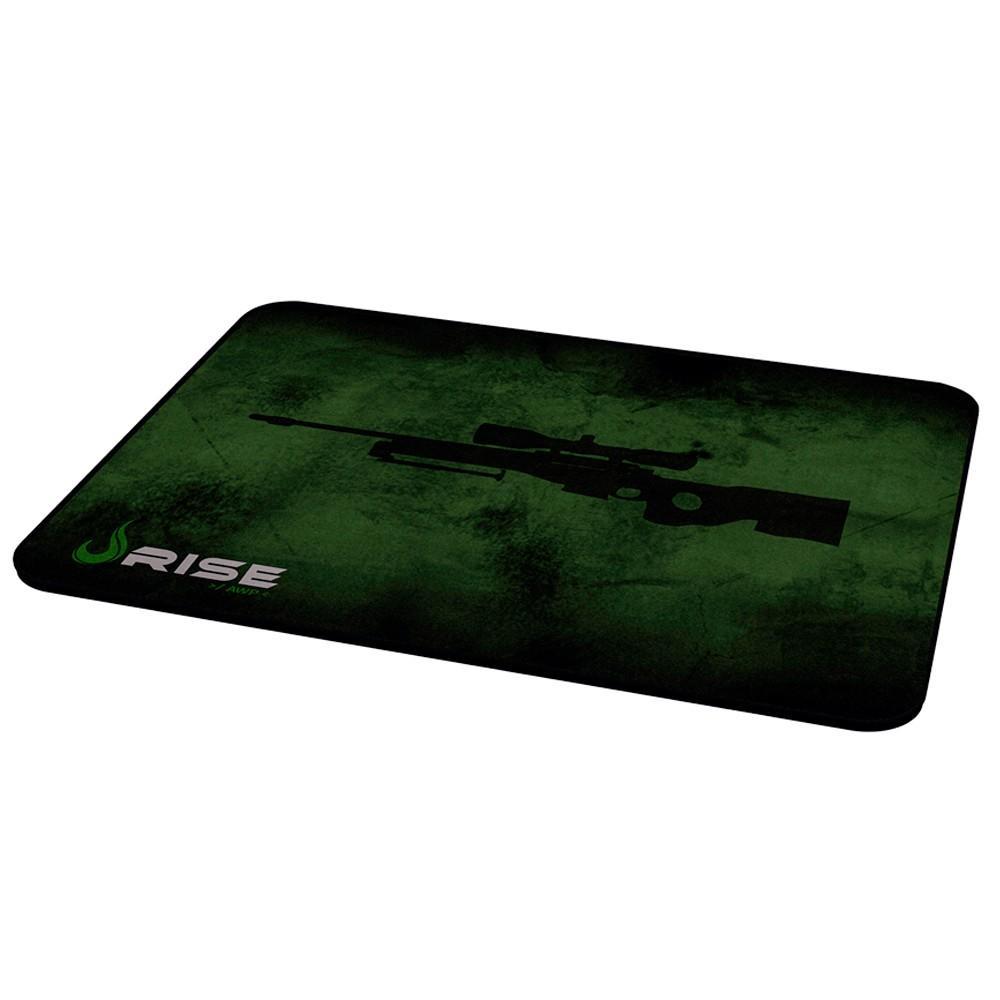 Mousepad Gamer Rise Mode Sniper, Speed, Grande (420x290mm) Com Borda Costurada - RG-MP-05-SNP  - Fatality