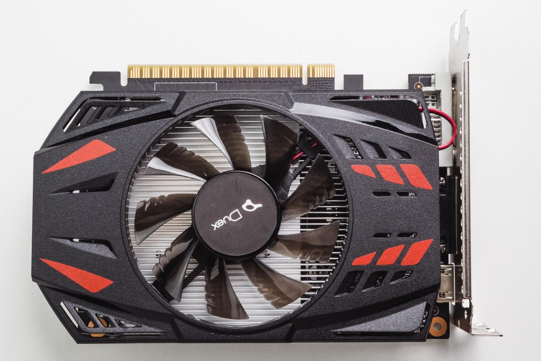 PLACA DE VÍDEO DUEX GTX 750TI 4GB  - Fatality