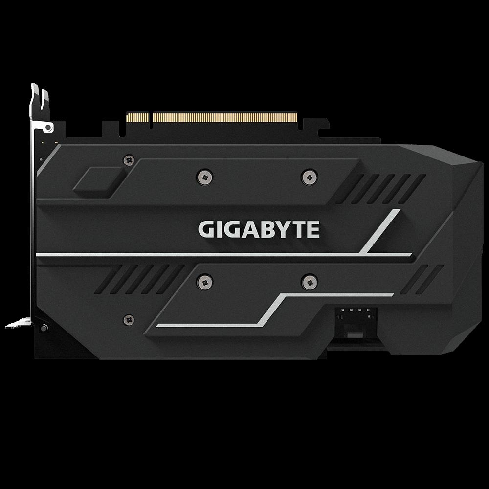 PLACA DE VIDEO GIGABYTE GEFORCE GTX 1660 SUPER OC GDDR6 6GB PCIE 3DP+HDMI GVN166SOC6GD  - Fatality