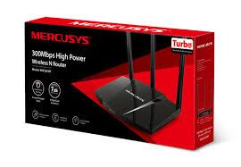 ROTEADOR MERCUSYS HIGH POWER MW330HP (UN)  - Fatality