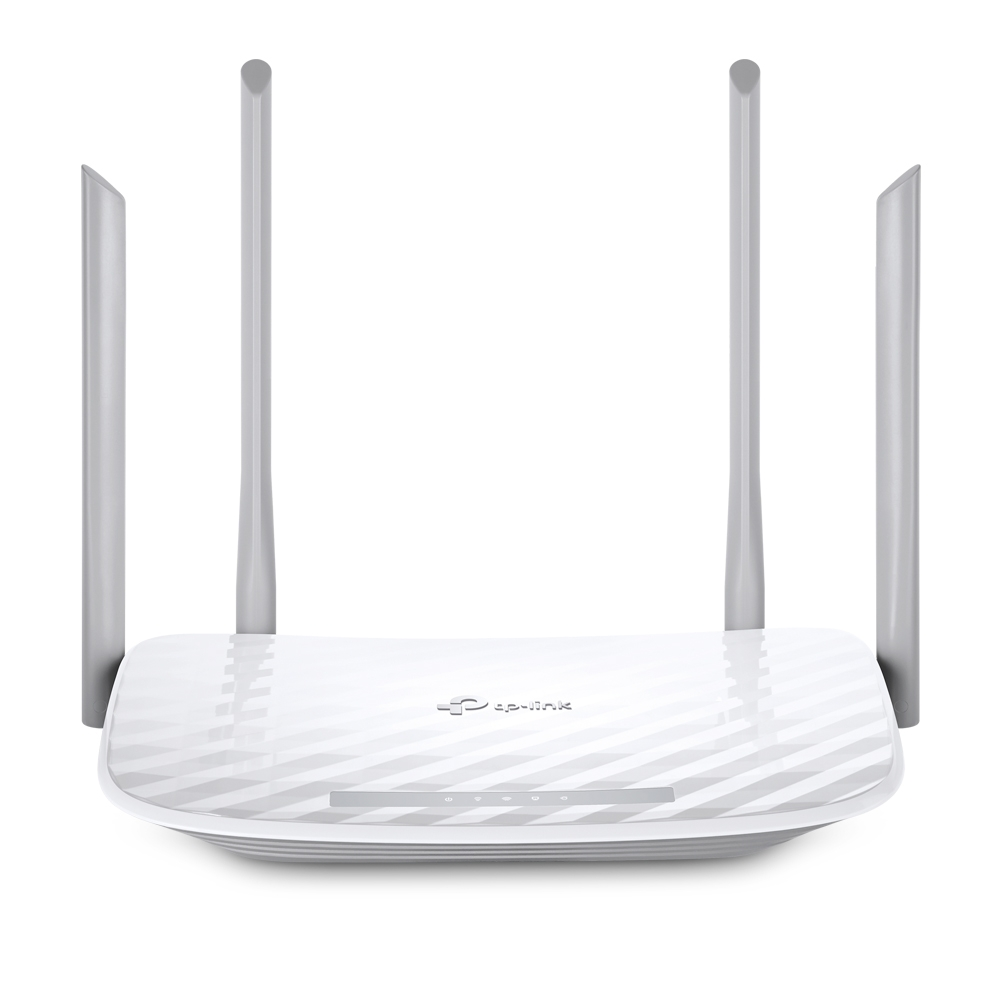 ROTEADOR WIRELESS ARCHER C50 TPLINK DUAL BAND AC1200 V3 CHECKIN FACEBOOK  - Fatality