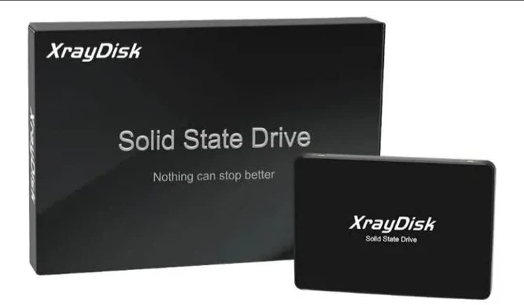 SSD 128GB Sata 3 Xraydisc  - Fatality