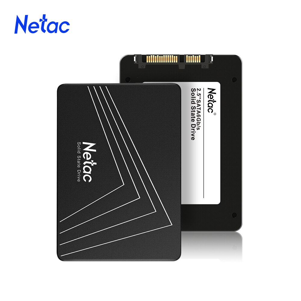SSD Netac 960gb  - Fatality