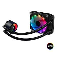 WATER COOLER RGB 1-FAN GAMEMAX ICE CHILL 120  - Fatality