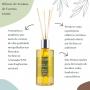 Difusor de Aromas Varetas Vanilla+ Spray de Ambiente Vanilla