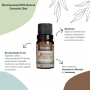 Óleo Essencial De Alecrim - Rosmarinus Officinalis 10 ml - Via Aroma