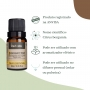 Óleo essencial de Bergamota Via Aroma - Citrus bergamia - 10ml
