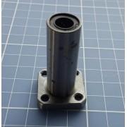 2 X Rolamento Linear Longo 8mm Com Flange Lmk8luu - Cnc / 3d