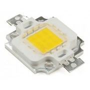 5x Super Power Led 10w 12v Branco Chip - Full
