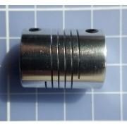 Acoplamento Flexivel 5mm * 8mm Impres 3d Nema 17 Reprap Cnc