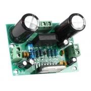 Amplificador Potência De Áudio Tda7293 100w Montado - Full