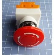 Botão Stop Emergência Para Router Cnc Equipamentos Elétrico