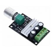 Controlador De Velocidade Motor Dc Ate 28v 3a Pwm 80w - Full