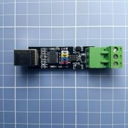 Conversor Usb 2.0 Para Serial Rs485 Ftdi Ft232rl