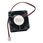 Cooler Fan 12v 40x40x20mm Com Conector - Full