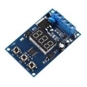 Digital Delay Timer Control Switch 12v - Temporizador