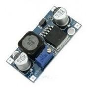 Fonte Dc Dc Ajustável Lm2596 In 3.2-40v Out 1.5-35v Arduino