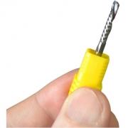 Fresa Topo Reto Down Cut 1 Cortes 3mm X 17mm Corte Invertido