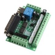 Interface Controladora Breakout Cnc 5 Eixos + Cabo Db25 Full