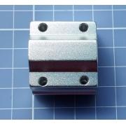 Kit 8 Suportes Pillow Block Rolamento Eixo Linear 8mm Sc8uu
