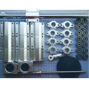 Kit Revolution 2 Mecânica, Eletronica E 4x Motores Nema 23