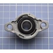 Mancal Kfl001 Para Eixo 12mm Com Rolamento - Automação Cnc