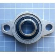 Mancal Kfl004 Para Eixo 20mm Com Rolamento - Automação Cnc