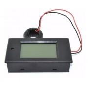 Medidor Digital Ac80~260 Wattímetro, Voltimetro, Amperimetro