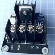 Módulo De Expansão De Energia Mesa Aquecida Impressora 3d