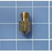 Nozzle Bico Para Hotend 1,75 Furo 0,4mm, Rosca M6