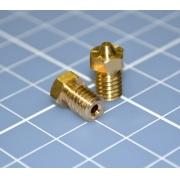 Nozzle Bico Para Hotend 1,75, Rosca M6 - E3d Impressora 3d