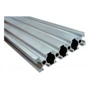 Perfil De Alumínio Estrutural V-slot 20x80 Tipo Openbuilds