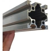 Perfil De Alumínio Estrutural V-slot 40x40 Base 20 - Cnc 3d
