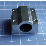 Pillow Block Sc8uu Com Rolamento Para Guia Linear 8mm