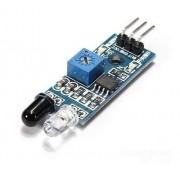 Sensor De Obstáculo Infravermelho Reflexão Lm393 Arduino