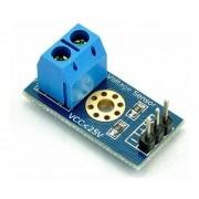 Sensor De Tensão (voltagem) 0 - 25 Vdc Arduino / Pic