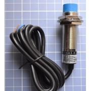 Sensor Indutivo Proximidade Npn 18mm(lj18a3-8-z/bx) 6-36 Vdc