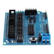 Sensor Shield V5 Digital, Analógico, Servo - Full