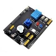 Shield De Aprendizado Fácil Arduino Easy Module V1 Sensores