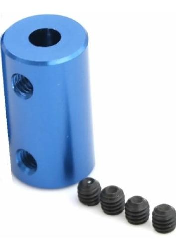 2 X Acoplamento Rígido 5mm X 8mm Impressora 3d / Cnc - Full