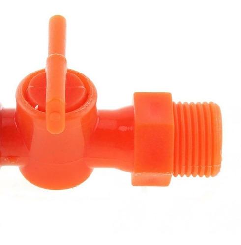 2 X Mangueira Flexível Refrigeração 30cm 1/4 Válvula